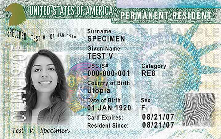 green card dating site