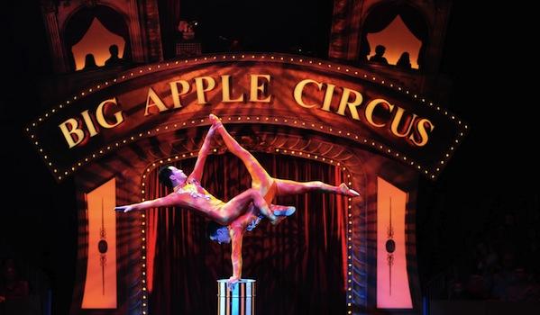 Crédit photo: www.bigapplecircus.org