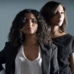 Les deux soeurs de Babbler, Hannah Oiknine & Sarah Azan