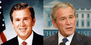 Bush-before-after-presidency