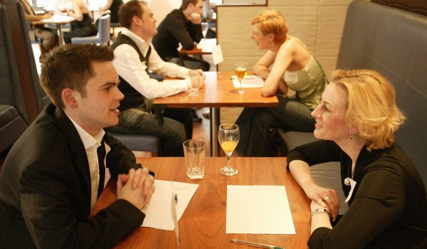 Soirée speed dating sur paris