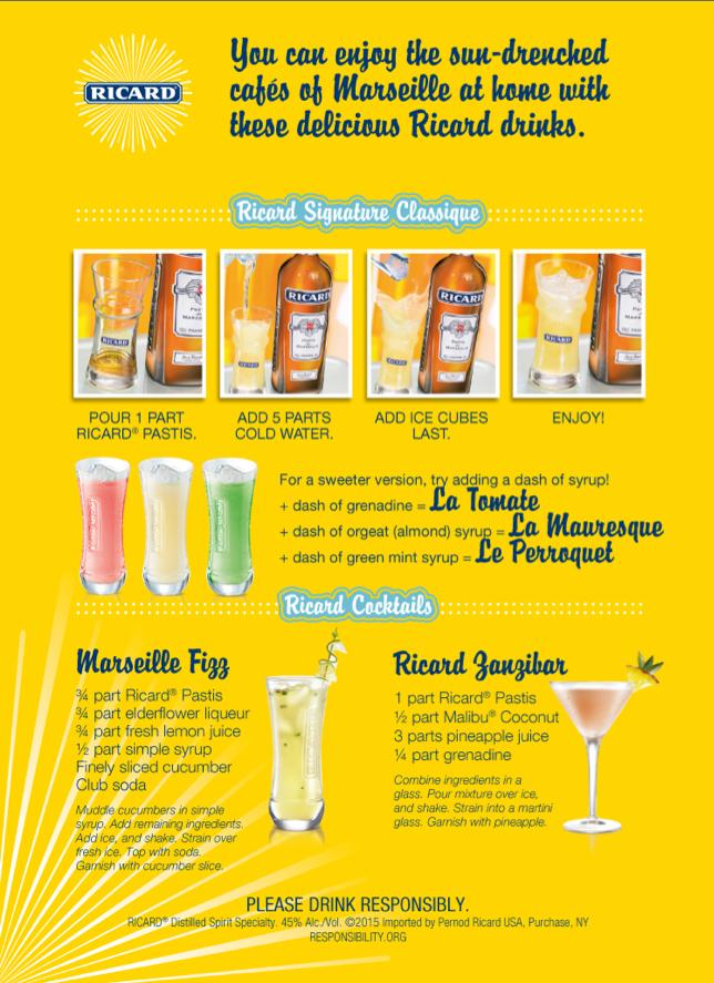Ricard_Cocktails