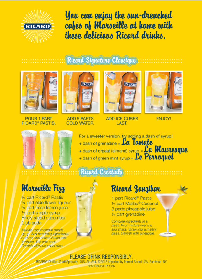 Ricard_Cocktails