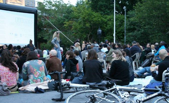 films on the green