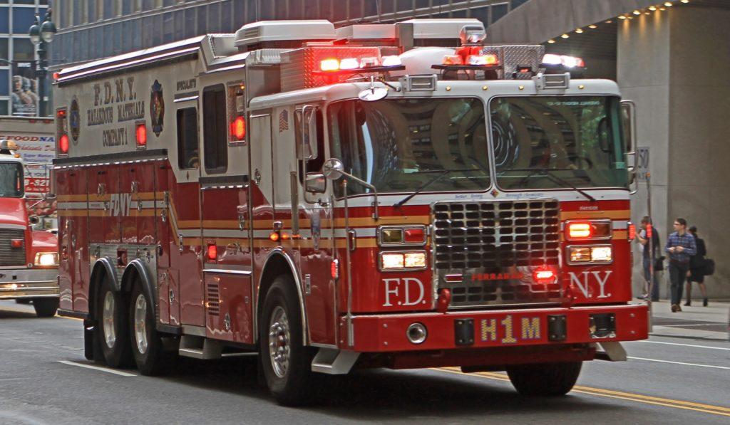 Sirènes de pompiers New York