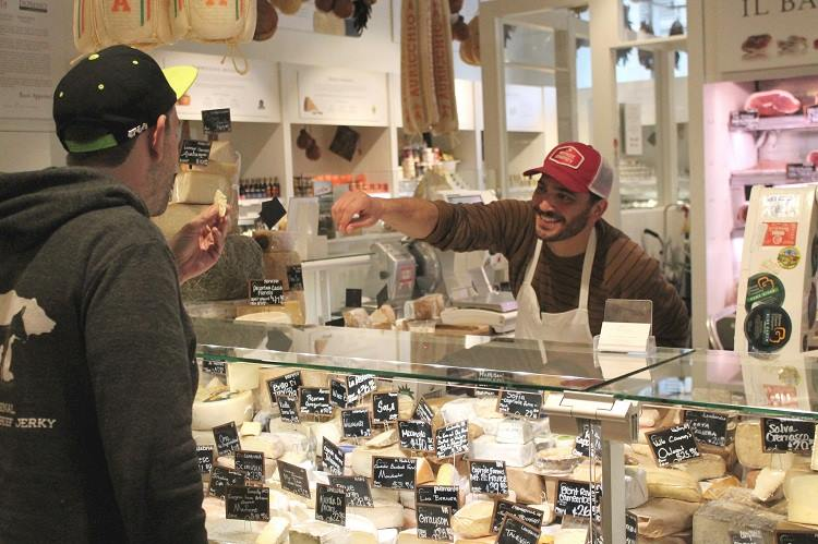 Fromagerie Eataly