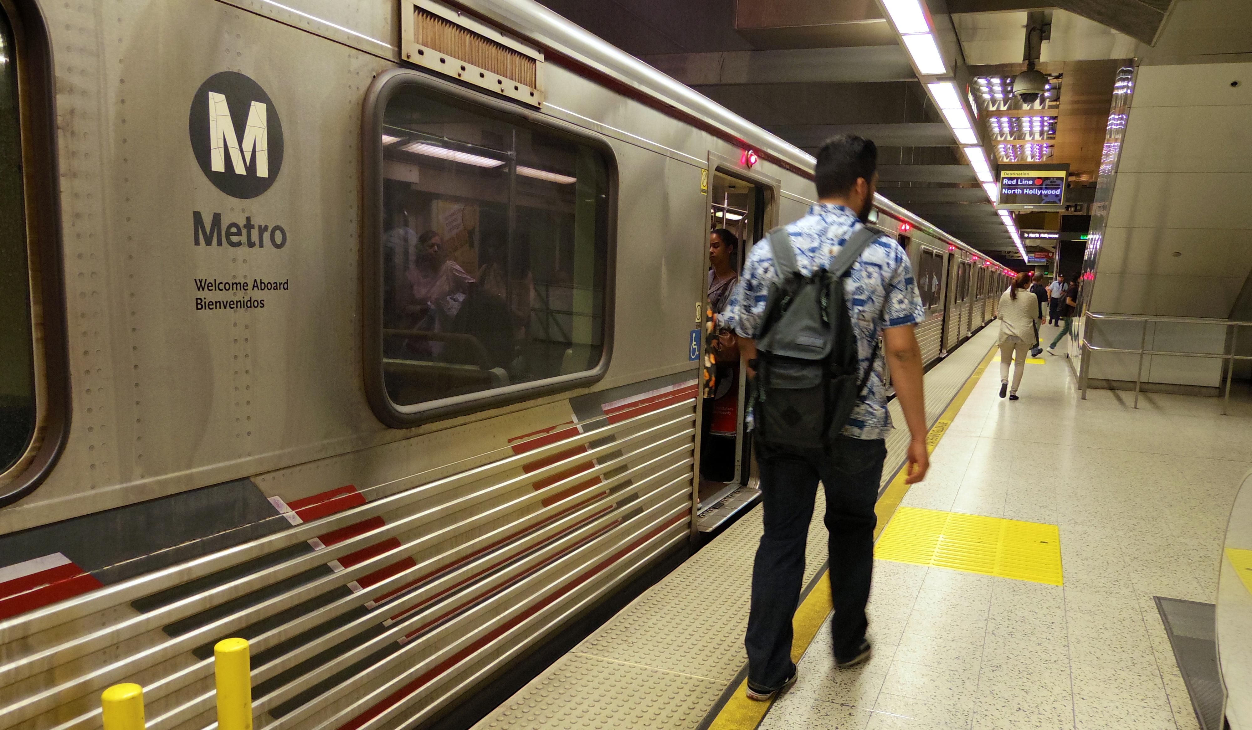 metro LA