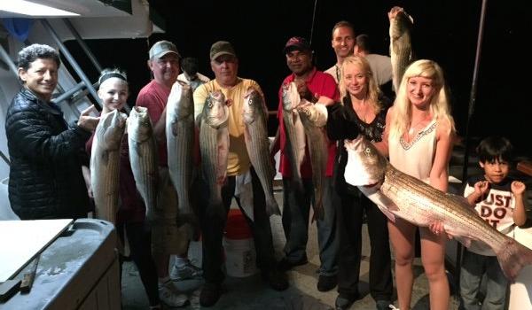 Fishing New yOrk