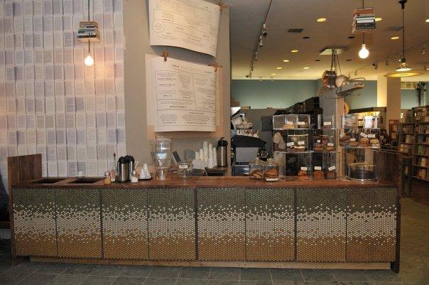 McNally Jackson café insolite New York