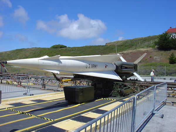 Nike Missile Site