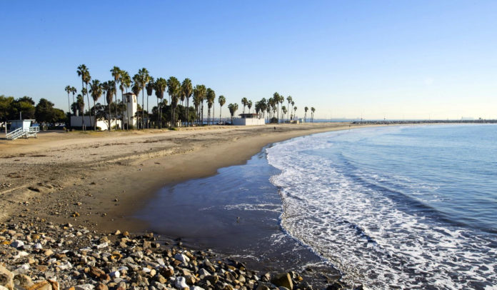 Serviette De Plage Etats Unis.Nos Plages Preferees A Los Angeles French Morning