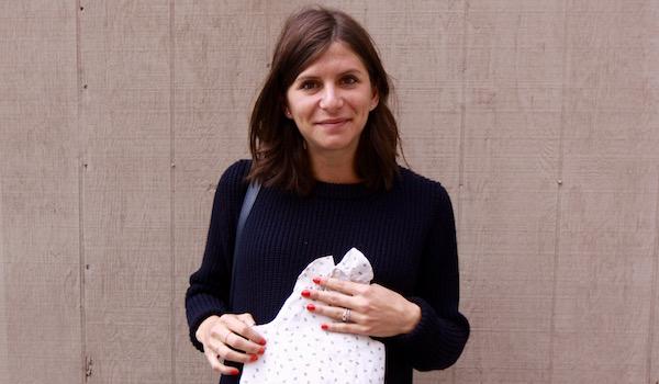 Charlotte Ravouna, créatrice de Maison Pointu