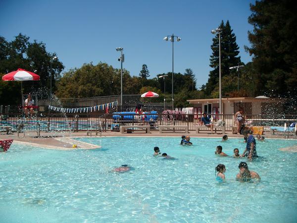 Rinconada Pool