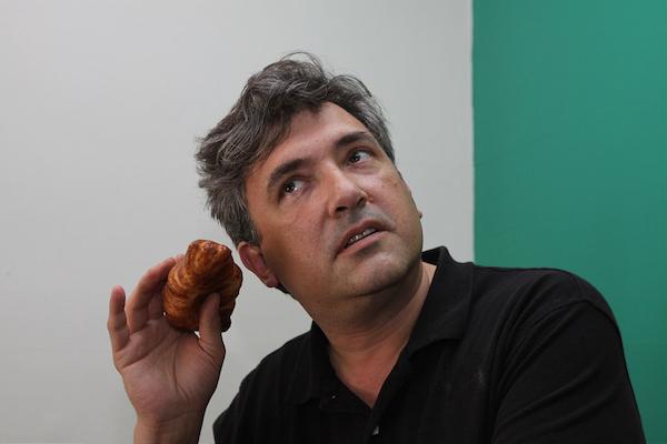 Armando Lacayo, boulanger de chez Arsicault