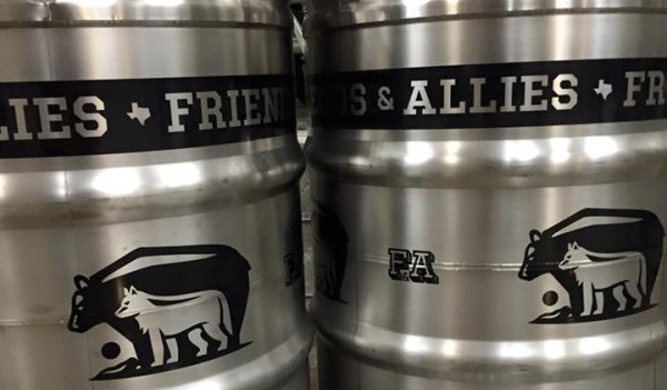 Friends and Allies Brewing