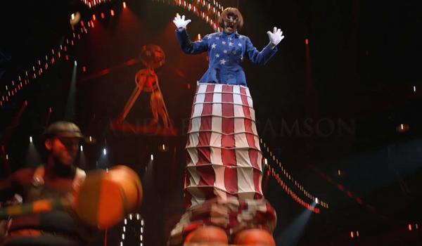 © Le Cirque du Soleil