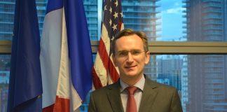 Clément Leclerc, le nouveau consul de France à Miami