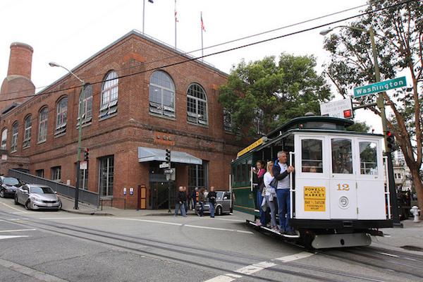 Le Cable Car Museum