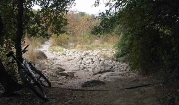 Greenbelt trail© Mountainbiketx