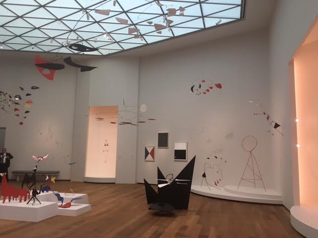La nouvelle salle dédiée à Calder à la National Gallery of Art