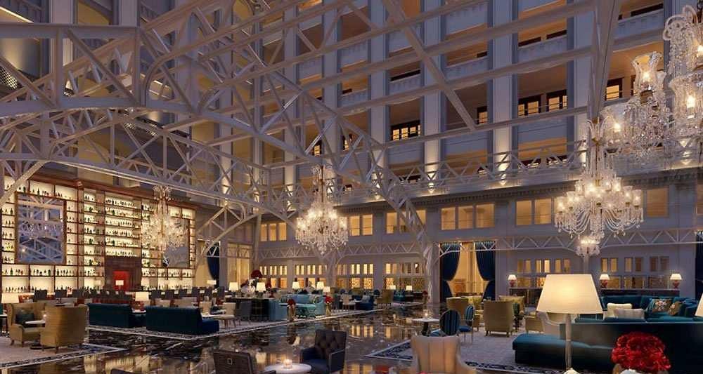 Donald Trump International Hotel a Washington
