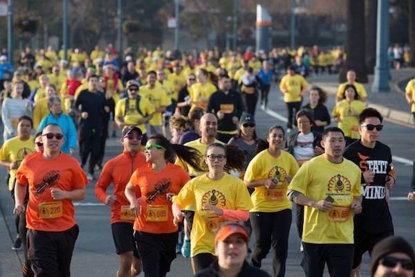 Thanksgiving 5k run