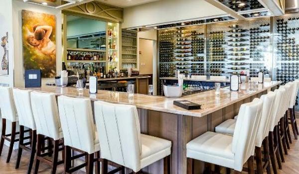 Restaurant La Nouvelle Maison, Boca Raton. Photo DR.