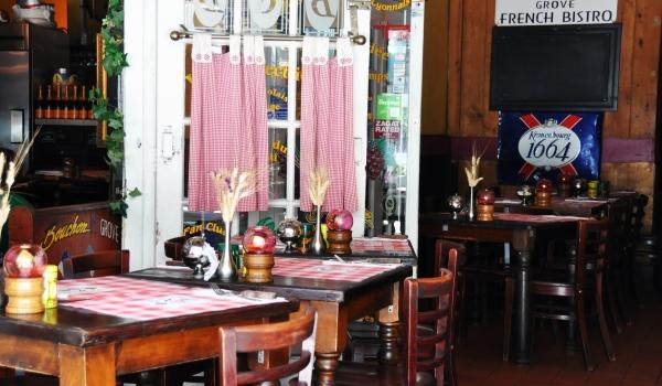 Restaurant Le Bouchon du Grove, photo DR.