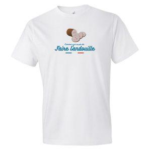T-shirt (Homme) – Faire l'andouille