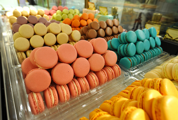 LOS ANGELES, CA - DECEMBER 20: A general view of atmosphere at the opening of Laduree at The Grove in Los Angeles hosted by Rick Caruso and Jessica Alba in Partnership with Baby2Baby at The Grove on December 20, 2016 in Los Angeles, California. (Photo by Donato Sardella/Getty Images for Caruso)