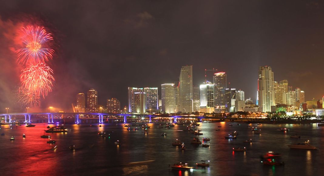 feux-artifices-miami