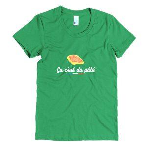 T-shirt – Ça c'est du pâté