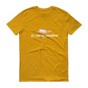 T-shirt – Ça c'est du sauciflard