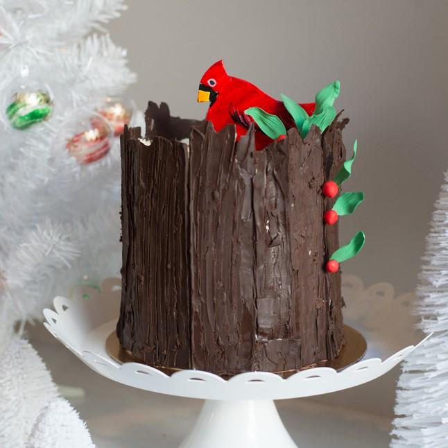 Souche de Noel a Buttercream Bakeshop