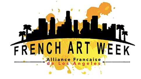 AF French Art Week Logo