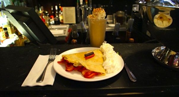 CAFE CREPE STA MONICA