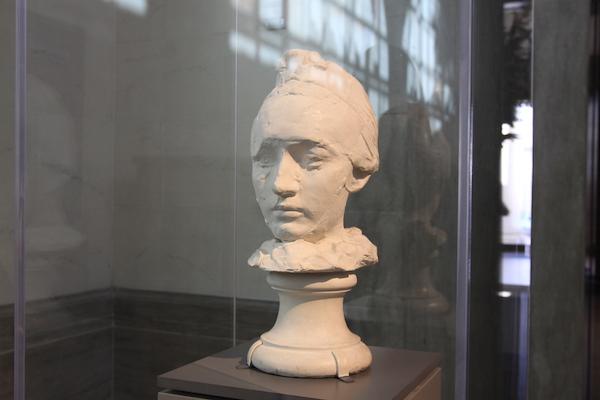 Camille Claudel par Rodin