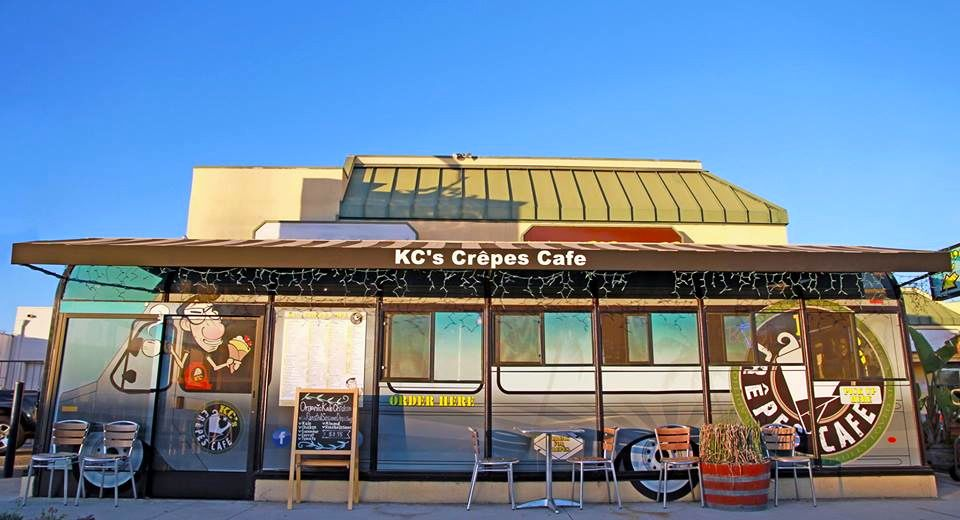 KC'S CRÊPES CAFE