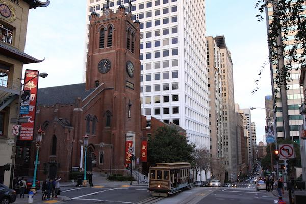 Old St Mary's Church