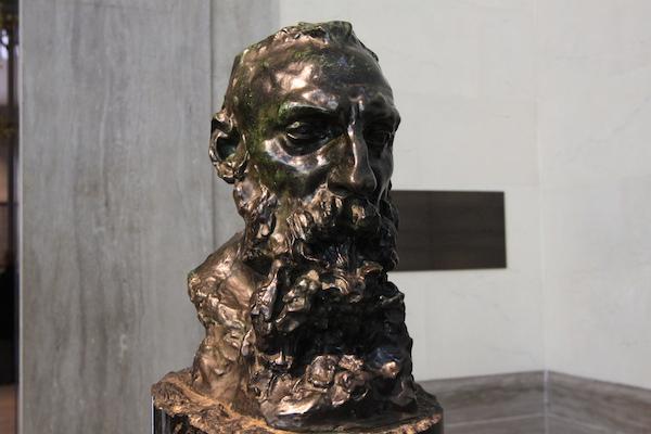 Rodin par Camille Claudel