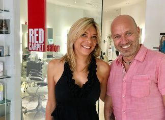 Stéphane Bragoni Red Carpet Salon