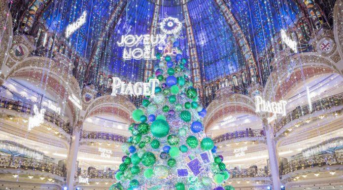 Des Cadeaux Vous Attendent Aux Galeries Lafayette French