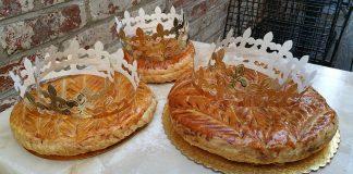 """La galette des rois de la boulangerie de Dupont Circle """"Un je ne sais quoi"""". (Facebook/Un je ne sais quoi)"""