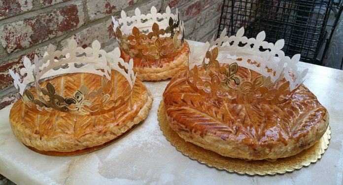La galette des rois de la boulangerie de Dupont Circle