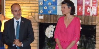 Elodie Ricolfi, Présidente de Houston Accueil