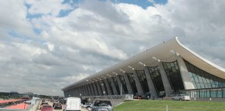"""""""Dulles"""" by viviandnguyen_ is licensed under CC BY-SA 2.0"""