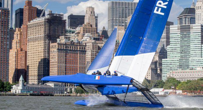 sail gp france