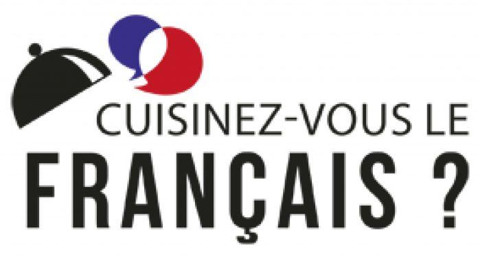 logo cuisinez vous le français?