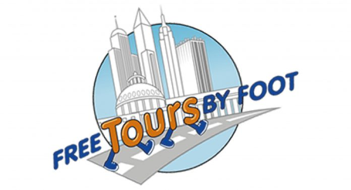 logo free tours by foot