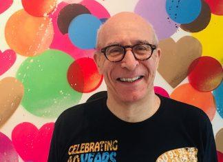 Francis Dumaurier, en août 2019, 50 ans après Woodstock.